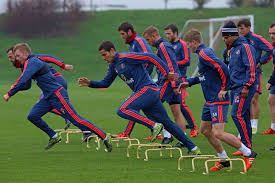 In pictures: Sunderland in training ahead of Everton trip - Chronicle Live