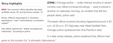 Free To Find Truth 451 514 Reporting On Chicago Police Killing Of