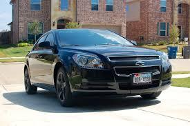Blacked-Out Bu - Chevy Malibu Forum: Chevrolet Malibu Forums