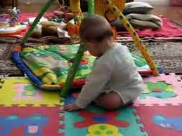 Ava Holt Playing With Her Playmat - YouTube
