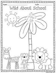 Small Picture s First Day of School Coloring Page from TwistyNoodlecom
