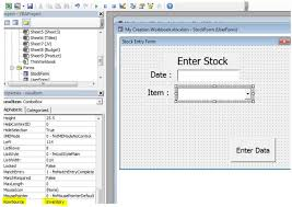 inventory software in excel programming in excel for absolute beginners