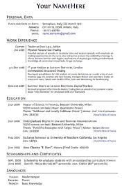 Tips For Making Your Thin Resume Presentable Making The Perfect Resume Shalomhouseus 13