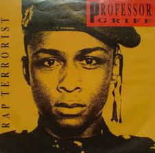 Professor Griff - Rap Terrorist (1990, Vinyl) | Discogs
