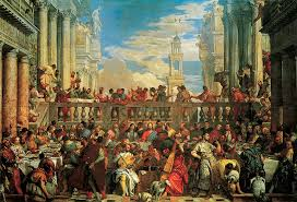 the wedding feast at cana painting by veronese The Wedding At Cana Painting By Paolo Veronese veronese painting the wedding feast at cana by veronese Paolo Veronese Inquisition