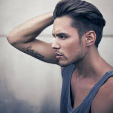 short sides long top hairstyles for men