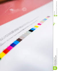 Printing Colour Chart Colour Chart On Digital Printing Offset Industry Work