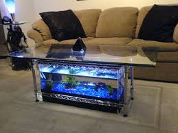 diyhowto 15 diy coffee table ideas and free plans with instructions diy aquarium coffee table
