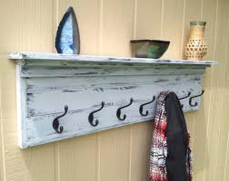 Decorative Wall Mounted Coat Rack Adorable Nice Wall Mounted Coat Rack With Shelf 32 Decorative Racks Hanging