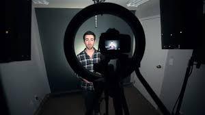 Diy Lighting For Video Production Diy Office Video Studio