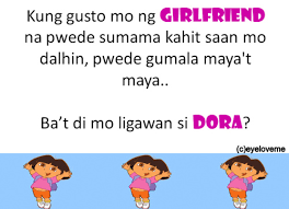 Feelings Tagalog Quotes Jokes | Quote via Relatably.com