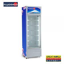 sfg 140 a upright freezer fujidenzo