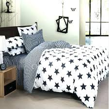 star bedding black and white teen bedding star queen size funky home improvement cast star wars