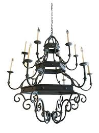 large wrought iron chandeliers large wrought iron chandelier large round wrought iron chandelier