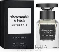 <b>Abercrombie</b> & <b>Fitch Authentic</b> Men - <b>Туалетная</b> вода: купить по ...