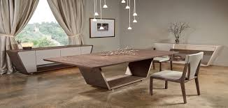 Custom Contemporary And Modern Dining Rooms Including Chairs Tables Gorgeous Modern Contemporary Dining Room Furniture