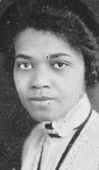 Irene McCoy Gaines (1892-1964) •