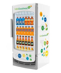 Hello Goodness Vending Machine Beauteous PepsiCo Product Equipment And Displays PepsiCo Partners