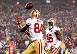 Randy Moss Now No 2 On 49ers Depth Chart At Wr Nfl News
