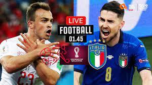 🔴 LIVE FOOTBALL : สวิตเซอร์แลนด์ 0-0 อิตาลี ฟุตบอลโลก 2022 รอบคัดเลือก  โซนยุโรป พากย์ไทย 5-9-64 | ดู บอล ออนไลน์ พรีเมียร์ ลีก cth |  แนวคิดที่เป็นประโยชน์ที่สุดในการหาเงินออนไลน์อยู่ที่นี่ - Lief International