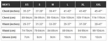 Endura Hummvee Size Chart Endura Kids Hummvee Plus Mitts