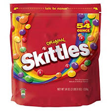 Create The Rainbow Skittles Vending Machine Awesome Amazon SKITTLESOriginal CandyAssorted Fruit Flavored Candy