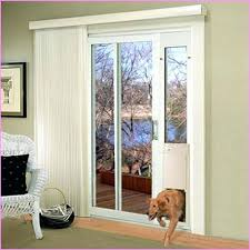 sliding patio door curtains teawing co