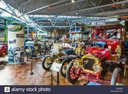 the national motor museum at beaulieu hshire england uk