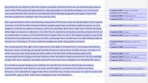 Annotated Ielts Essay Ted Ielts