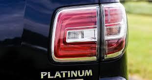 2018 nissan armada platinum reserve.  platinum 2018 nissan armada platinum reserve badge  photos gallery  ny daily news inside nissan armada platinum reserve