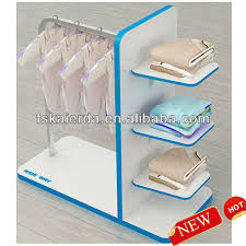 Baby Clothes Display Stand Hotsale Baby Shop DisplayBaby Products DisplayBaby Clothes 18