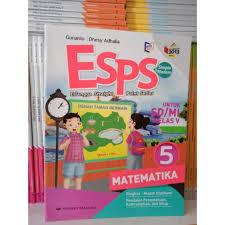 Kunci jawaban matematika kelas 5 halaman 29 tentang pembagian pecahan campuran dengan bilangan asli. Kunci Jawaban Esps Matematika Kelas 5 Mata Pelajaran