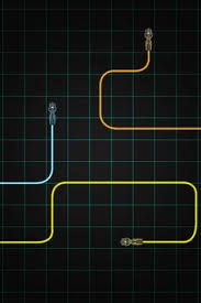 tron iphone png 640 960 tron light cycle simple wallpapers
