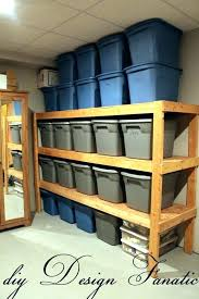 storage shelves plans how