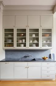 Slab Kitchen Cabinets The Most 34 Awesome Flat Kitchen Cabinet Doors