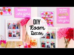diy room decor 10 diy room decorating ideas for teenagers diy wall decor  on wall art diy youtube with diy room decor 10 diy room decorating ideas for teenagers diy wall