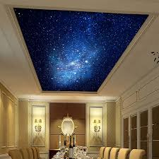 free ktv bar universe ceiling ceiling 3d wallpaper bedroom wall paper large wall paper custom wallpaper