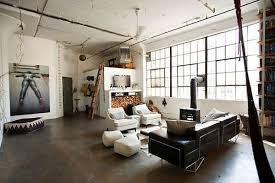 Tips to decorate your loft industrial style