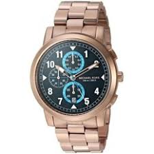 michael kors men s fashion watches price in best gpl michael kors mens paxton rose gold tone watch mk8550 ship from usa