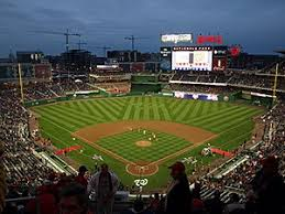 Nationals Park Concert Seating Chart Nationals Park Wikipedia