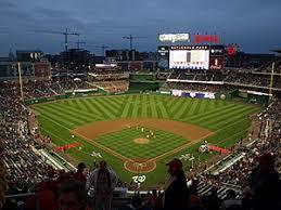 Nationals Baseball Seating Chart Nationals Park Wikipedia