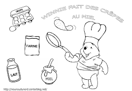 Dessin De Coloriage Winnie Imprimer Cp27109