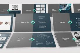 Cool Power Points Creative Powerpoint Template Vsual