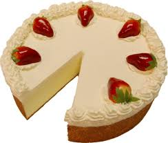 Cheesecake Display Stands Strawberry Fake Cheesecake With Slice Fake Cake Floracal 55