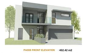 Double storey home designs nsw