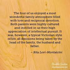 Love Quotes For Husband Extraordinary The Four Of Us Enjoyed A Most Wonderful Family Atmosphere Filled