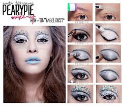 pearypie make up artist theatrical artist
