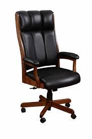 custom made office chairs. Amish Bridgeport Office Desk Chair Custom Made Office Chairs A