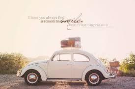 Vw Quote hope smile vw beetle travel love relationship friendship picture 2