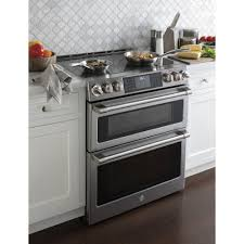 induction range double oven. Wonderful Induction Ft SlideIn Induction Double Oven Range With Lower Convection